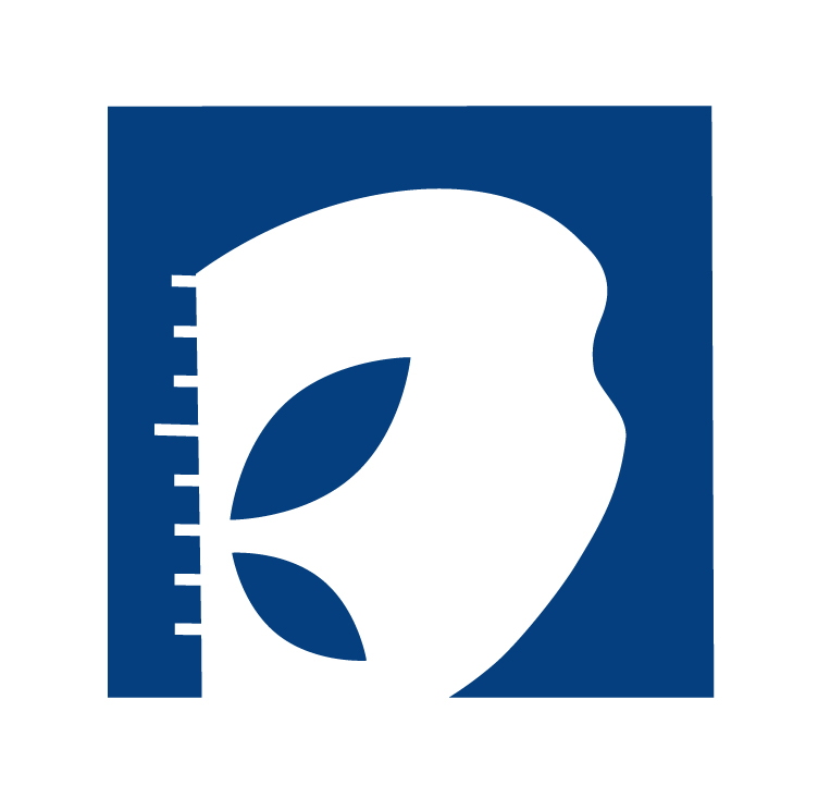 米中logo